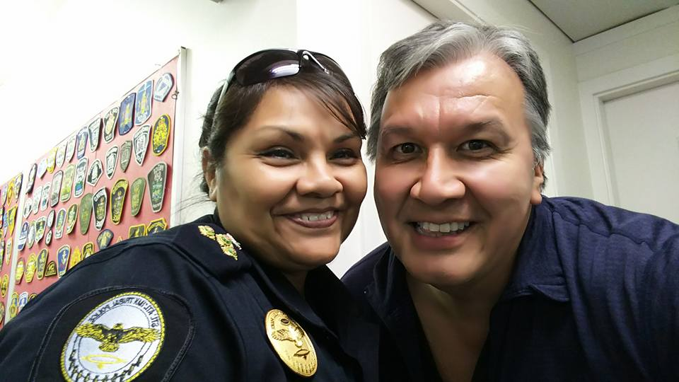 Lillooet News – New TV Series Focuses on Tribal Police
