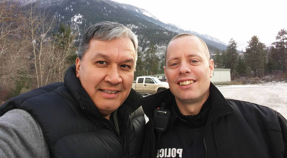 Victoria News producer profiles work of tribal police force