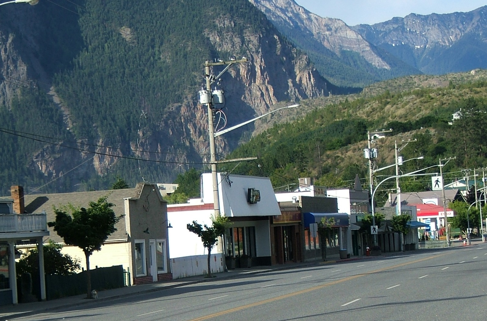 Historic & Heritage Sites of Lillooet